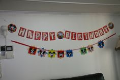 "Photo 6 of 46: Mickey Mouse / Birthday ""Sammy's 2nd Birthday"" 