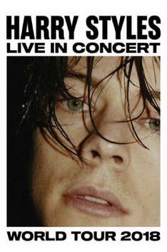 Harry Styles 2018 World Tour Rock Music Pop Star Art Silk Poster Harry Styles Poster, Harry Styles Mode, Harry Styles Pictures, Bedroom Wall Collage, Photo Wall Collage, Picture Wall, Poster Wall, Poster Prints, Photowall Ideas