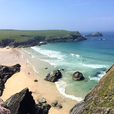 Cornwall England, Camping Mit Baby, Newquay, Travel List, Great Britain, Beautiful Places, Road Trip, To Go, Journey