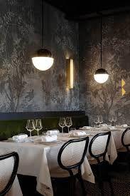Resultado de imagen de La Foret Noire Restaurant in Chaponost, France by Claude Cartier Studio