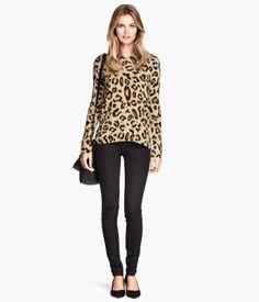 H&M Pantalón súper elástico $349