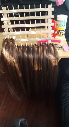 This Rack Is Very Helpful Fb Hairstylesbynickcola Ig