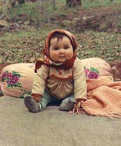 No relation - Just unrealistically adorable.