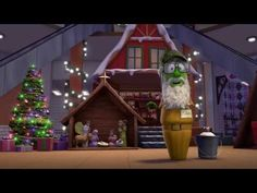 Meet Silas the Narrator voiced by Si Robertson of Duck Commander! - YouTube