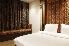 Copper Room, Rainfall Shower, King Size, Rooms, Curtains, Warm, Luxury, Bed, Home Decor