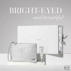 It's November, and the holidays are just around the corner! Rodan + Fields products make wonderful gifts for a good friend or yourself, but they make the PERFECT GIFT when they come in beautiful gift sets! Bright Eye Complex with a beautiful silver wristlet FREE. These gift sets are limited, while supplies last! They will go quickly, so DON'T WAIT!