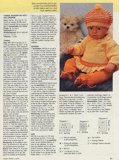 Без заголовка. Обсуждение на LiveInternet - Российский Сервис Онлайн-Дневников Knitting Dolls Clothes, Baby Doll Clothes, Barbie Clothes Patterns, Doll Patterns, All Free Crochet, Crochet Baby, Girl Dolls, Barbie Dolls, Baby Born