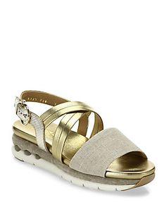 Salvatore Ferragamo Edotea Sport Sandals