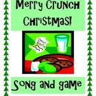 "FREE!  Sing ""Merry Crunch Christmas"" and play ""Cookie Match-Up"" for active holiday fun!  Cookie template and specific instructions for song and game play included.  Great for Pre-K, K, and 1st Graders who have 'the wiggles'!"
