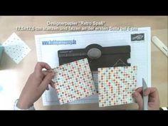 ▶ Nachgefragt-Anleitung Geschenkverpackung für Tee und Keks - YouTube