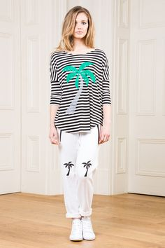 Jungle Boogie, Palm Trees, Graphic Sweatshirt, Sweatshirts, Sleeves, Sweaters, Collection, Tops, Blog