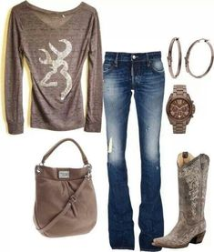 Country girl fashion cute country outfits, country girls outfits, c Mode Country, Estilo Country, Country Girl Style, Country Fashion, Country Chic, Country Wear, Country Life, Country Strong, Country Casual