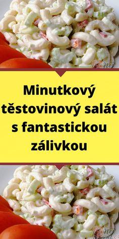 Pasta Salad, Grains, Rice, Cooking Recipes, Ethnic Recipes, Salads, Crab Pasta Salad, Chef Recipes, Salad