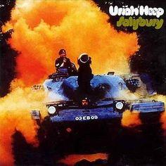 Uriah Heep Salisbury - 1971