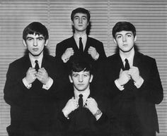 The Beatles - The Most Amazing And Best Rock Band Ever John Lennon George Harrison Paul McCartney Ringo Starr