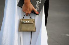 chanel bags and cigarette drags Hermes Kelly Bag, Hermes Bags, Hermes Handbags, Mini Handbags, Chanel Bags, Hermes Birkin, Dior, Khloe Kardashian, Luxury Bags