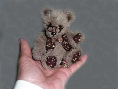 Another great teddy bear from Custom Teddys!