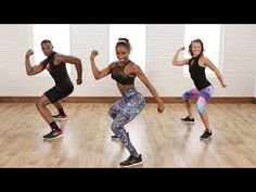Flat-Belly and Tight-Booty Cardio Dance Workout | Class FitSugar - YouTube - pheeeew!!! i am dripping in sweat!! def not a work out to do on full stomach. thankfully mine wasnt full but it is all cardio the whole time and its fun! i did 20 min of another work out first, that could be why im sweating so much.
