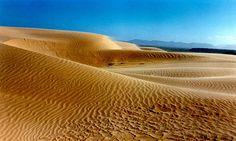 Dunas del Desierto, Guajira (Región de la Costa Atlántica)