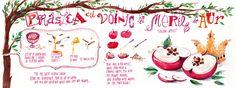 Loving…illustrated recipes