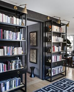 Curating an at-home library is one of life's most satisfying achievements. It speaks of your interests, life stages and sentimental purchases