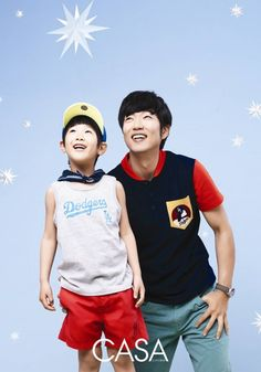 Dad, Where Are You Going ♡ Lee Jong Hyuk and Junsu