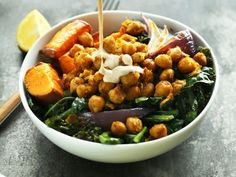 Buddha Bowl & 29 other vegan recipes under $3 a serving