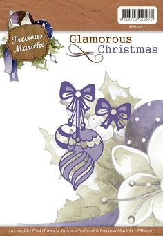 Precious Marieke - Glamorous Christmas - Christmas baubles