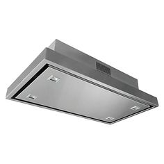 Buy Elica Stratos Ceiling Cooker Hood Online at johnlewis.com