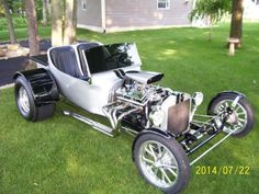 1923 Ford T-Bucket for sale (MI) - $28,500 Call Weldon @ 269-414-4128
