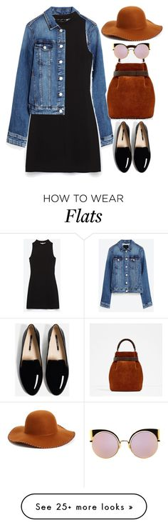 """""""tube dress"""" by thestyleartisan on Polyvore featuring Phase 3 and Fendi"""