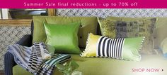 Designers Guild Online Store for the UK
