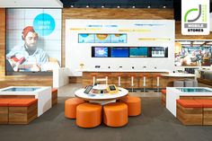 MOBILE STORES! AT&T flagship store, Chicago – Illinois » Retail Design Blog