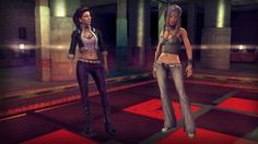 Can you guess what will happen when they meet in Saints Row IV? I totally prefer hippy chick Shaundi! V Games, Video Games, Saints Row 4, Agents Of Mayhem, Giant Bomb, Sr1, Badass Women, Rwby, The Row