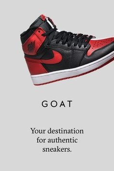 b409555bee2a GOAT is the safest way to buy and sell sneakers. We guarantee authenticity  on every