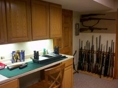 Gun Room | Looking for info on building a vault/gun room - AR15.COM