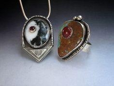 Stacking Stones with Richard Salley | #BeadFestSpring #metalwork #patina #cabachon #jewelry