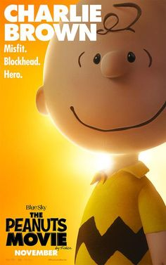 'The Peanuts Movie' Reveals New Character Banners of Snoopy and the Gang (Exclusive)