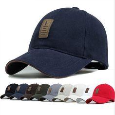 319647ca884 Unisex Men Women Cotton Blend Baseball Cap Hip-hop Adjustable Snapback Golf  Outdooors Hat at Banggood
