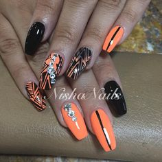 Instagram photo by Nisha's Nails • Aug 31, 2015 at 2:25 PM