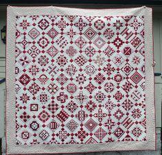 nearly insane quilt   Ma bibliothèque créative 4) patchwork : les quilts anciens - Le ...