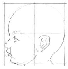 How to draw a child's face4 (473x484, 53Kb)