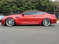 """21"""" MultiForged MS54 Concave on BMW F13 M6 