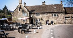 The George Inn was once a 13th century monastery, today a Grade II listed, ivy-clad country pub restaurant beside the Kennet and Avon Canal in Bathampton, Somerset.