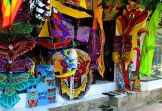 Kites are so popular in Bali