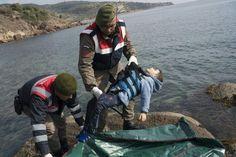 シリア3歳児の溺死写真から5カ月、今でも同じことが続いている。