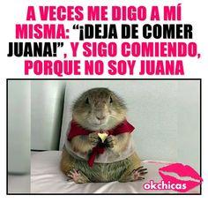 Sorry for Juana!