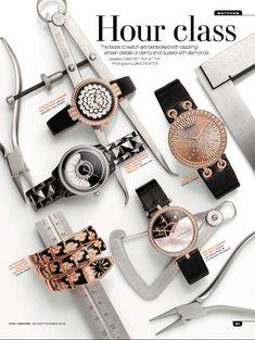 You Inspire, fine jewellery shoot Jewellery Editor: Bettina Vetter Photographer: David Newton