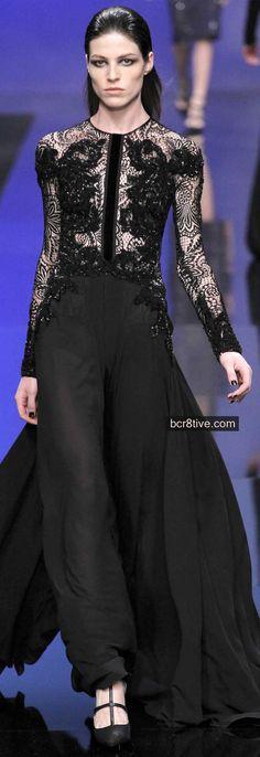 vestido renda preto