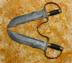 Everybody Wing Chung Tonight (with Knives 2013 Wing Chung Swords) - BLADE Magazine #knives